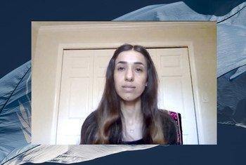 Uma das sobreviventes é a ganhadora do Prêmio Nobel da Paz, em 2018, a ativista Nadia Murad.