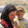 सिंजार पर्वत के इलाक़े में शरण लेने वाले यज़ीदियों ने सीरिया के रास्ते से फिर इराक़ में प्रवेश किया है.