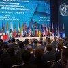 Conferencia de alto nivel sobre la lucha contra el terrorismo y el uso de nuevas tecnologías en la ciudad de Minsk, en Belarús. (3 de septiembre de 2019)