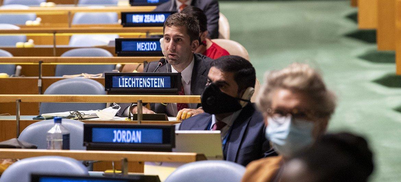 L'Assemblée générale des Nations Unies s'est réuni le 3 septembre en personne pour la première fois depuis mars, à la suite de la pandémie de COVID-19.