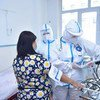 ООН помогает обеспечить больницы Кыргызстана средствами индивидуальной защиты