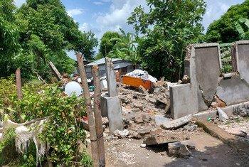 Le séisme du 14 août qui a frappé le sud d'Haïti a causé d'importants dégâts.