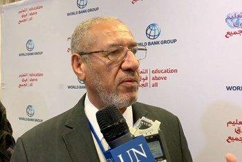 الدكتور وليد عبد المحسن الوهيب - المدير العام لصندوق التضامن الإسلامي للتنمية
