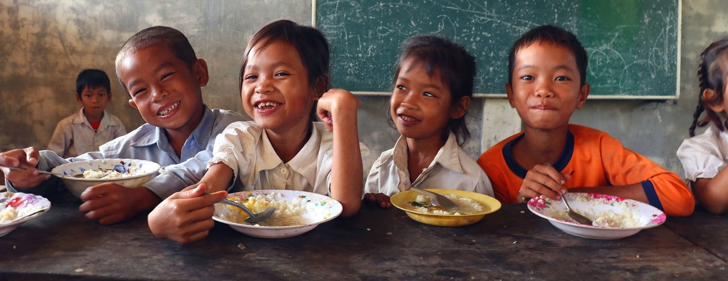 Can we feed the world and ensure no one goes hungry?