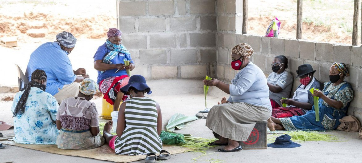Eswatini : How the world's highest HIV-prevalence country turned around, and in record time.