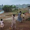 Des Ivoiriens vivant dans des camps de réfugiés au Libéria depuis plusieurs années. (archive)