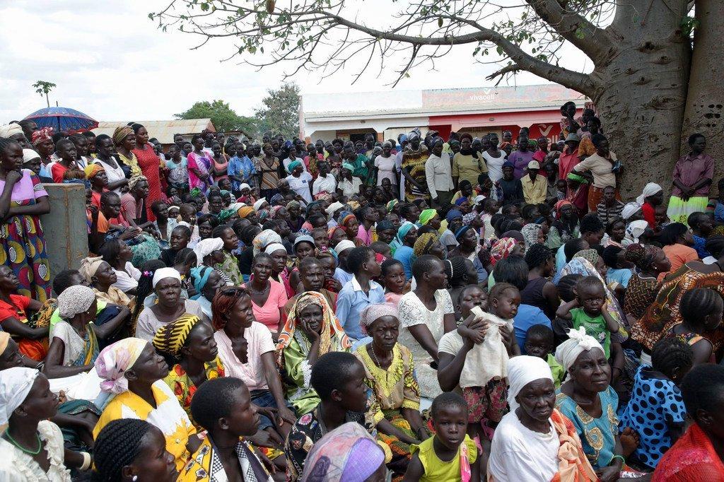 Machafuko yamesababisha watu kukimbia maeneo ya vijijini karibu na Yei jimbo la Equatoria kati, Sudan Kusini.