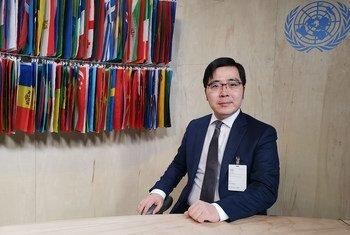 联合国网络安全与网络犯罪问题高级顾问吴沈括