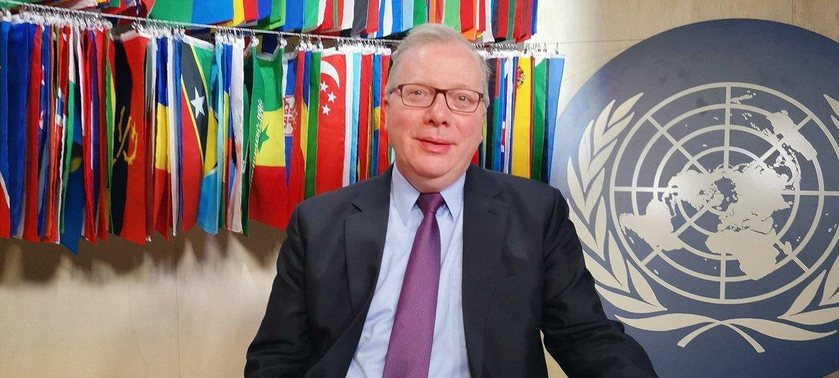 联合国驻华协调员罗世礼