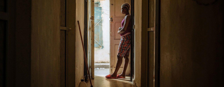 De nombreux migrants au Liban ont perdu leur travail d'employés de maison.