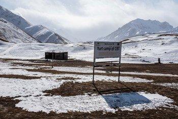 В связи с пандемией в прошлом году в деревне Сары-Монгол в Кыргызстане почти не было туристов.
