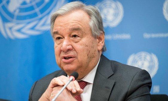 """Para o chefe da ONU, as tensões aumentaram para """"altos níveis"""" no Golfo."""