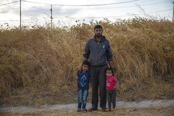 A maioria dos refugiados, 47% dos 63 mil candidatos reassentados pelo Acnur, saiu da Síria.