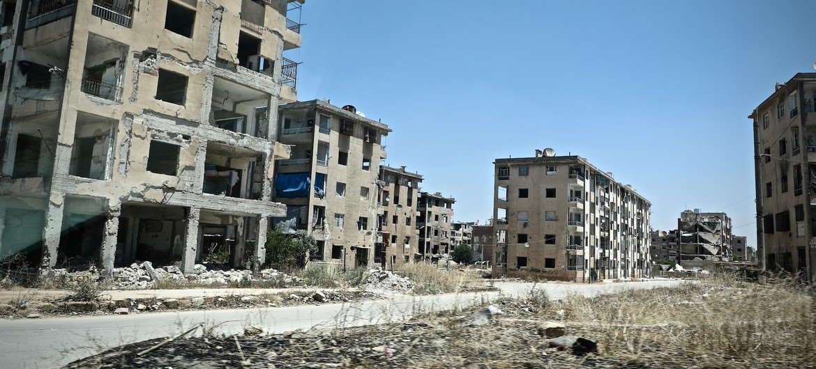 Fate still unclear of 'tens of thousands' of civilian detainees in Syria