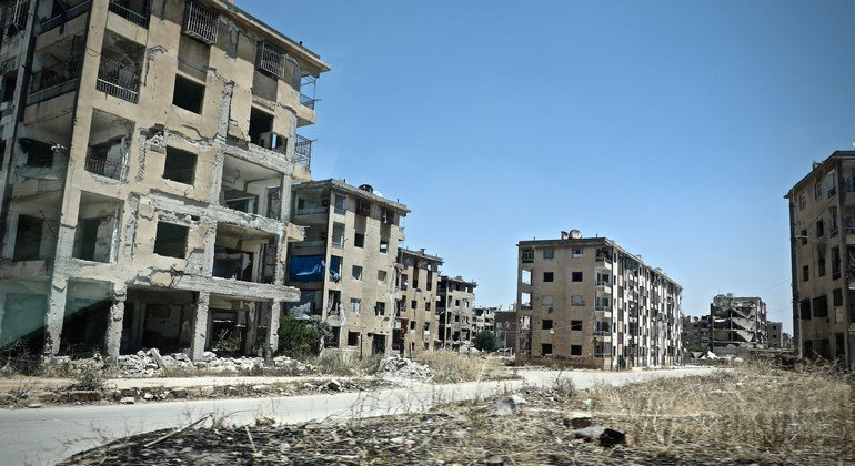 Work still remains on Syria chemical weapons destruction, Security Council hears