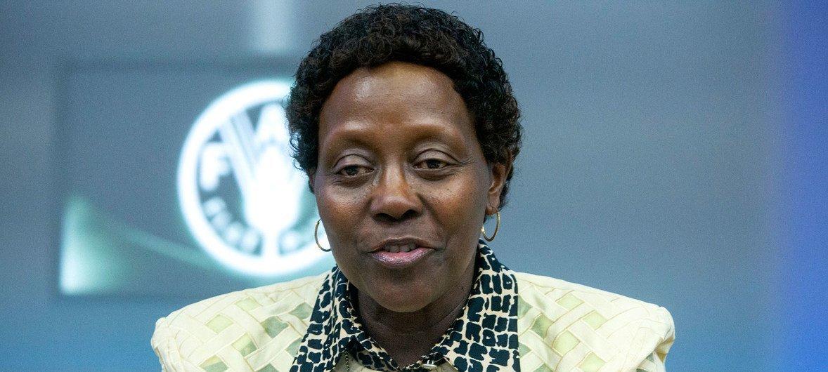 《生物多样性公约》代理执行秘书伊丽莎白·玛鲁玛穆雷玛