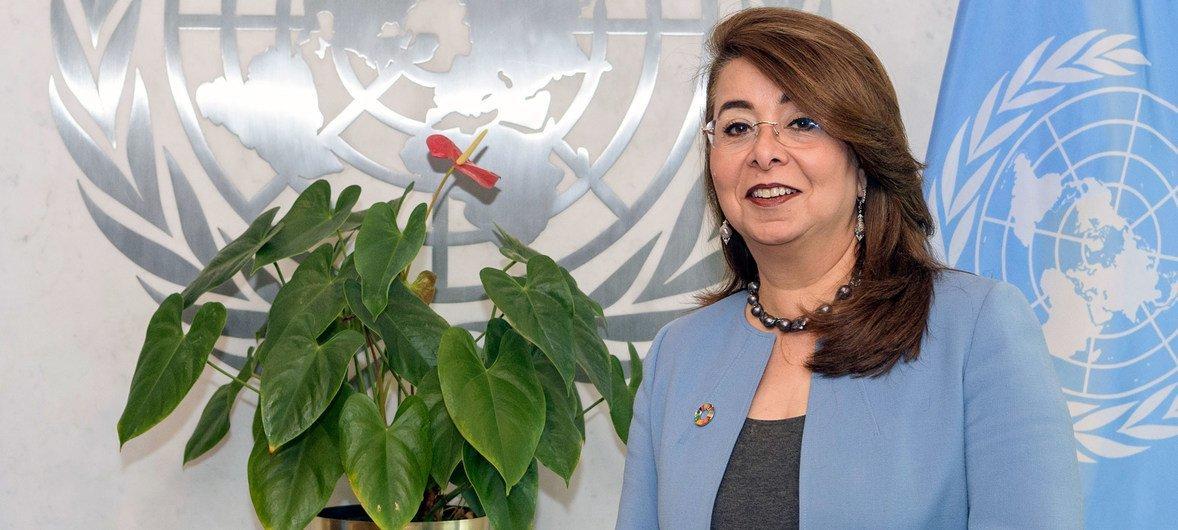 联合国维也纳办事处总干事兼联合国毒品和犯罪问题办公室执行主任加达·瓦利