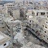 Как остановить распространение COVID-19 в стране, разрушенной войной? В ООН призывают немедленно прекратить огонь на всей территории Сирии.