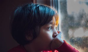 UNICEF is providing children with mental health support during the COVID-19 pandemic.