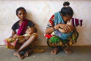 Nação asiática tem um dos índices mais altos de subnutrição da Ásia-Pacífico com casos de falta de crescimento afetando a metade dos meninos e das meninas timorenses