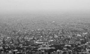 La ville de Cali, dans l'ouest de la Colombie