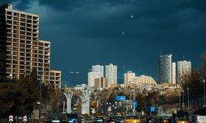 العاصمة الإيرانية طهران.