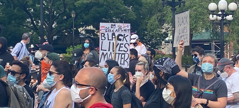 Expertos en derechos humanos instan a Estados Unidos a reformar el sistema  judicial para acabar con el racismo | Noticias ONU