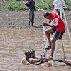 Miradi kama hii ya FAO ya kutengeneza maeneo ya kunywa maji wanyama huko Turkana nchini Kenya, ni miradi ya kuepusha mvutano kati ya wakulima na wafugaji na pia hutunza mazingira. (2011)
