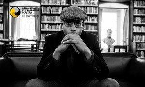 Aly Ndiaye alias Webster, est un artiste hip-hop et conférencier. Son thème de prédilection, l'histoire de la présence afro-descendante et l'esclavage au Québec et au Canada