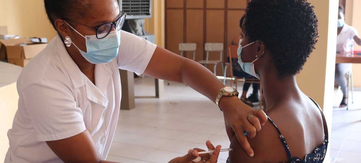 Cape Verde should be able to immunize 70% of its population by the end of the year