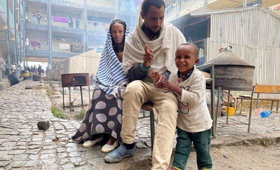 Em Tigray, cerca de 400 mil estão vivendo em condições semelhantes à fome