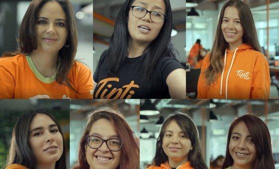 电子商务对女企业家来说是一个很好的机会。