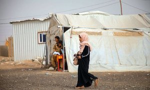 The conflict in Yemen has forced millions of people to flee their homes for temporary camps.