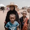 تستمر الاحتياجات الإنسانية في الازدياد في اليمن، البلد الذي يمزقه الصراع.