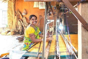 Disha project to empower women and create livelihoods for women entrepreneurs in India.