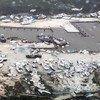 Estação Aérea da Guarda Costeira de Clearwater, na Flórida, responde à devastação causada pelo furacão Dorian nas Bahamas.
