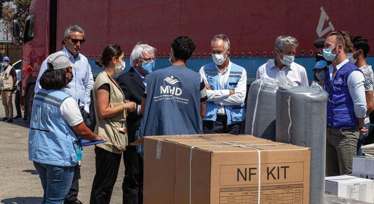 """Syria: Prevent """"a whole generation from being lost"""", urges UN humanitarian aid chief 