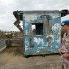 قوات حفظ السلام في قبرص تسيطر على المنطقة العازلة بين الجانبين (صورة من الأرشيف).