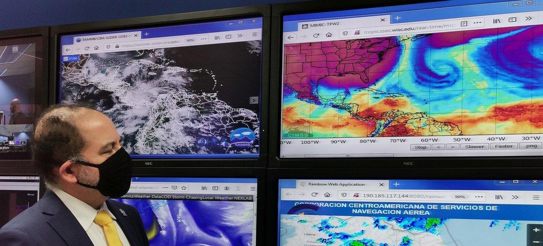O tema do Dia Mundial da Meteorologia foi selecionado para destacar o início da Década das Nações Unidas da Ciência Oceânica para o Desenvolvimento Sustentável
