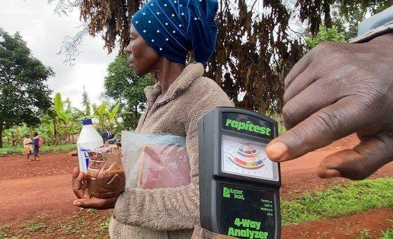 Tecnologias podem ajudar a utilizar os solos de forma mais sustentável, FAO/Tanzania