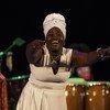 La famosa cantante cubana Daymée Arocena ha participado en las actividades para dinamizar la vida cultural cubana durante la pandemia de coronavirus.