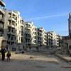 Chemical weapons were allegedly used in Aleppo, Syria, in November 2018. (file)