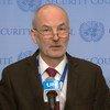 متحدثا بالنيابة عن أعضاء الاتحاد الأوروبي في مجلس الأمن، حث السفير الإستوني سفين يورغنسون ميانمار على الامتثال لقرار محكمة العدل الدولية والذي دعا ميانمار إلى اتخاذ خطوات لحماية أقلية الروهينجا.