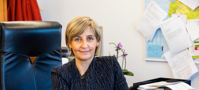 Ministra da Saúde de Portugal, Marta Temido