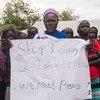 من الأرشيف: أدى القتال بين القبائل في منطقة جونقلي بجنوب السودان إلى عمليات الخطف والقتل.