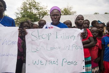 Intercommunal fighting in the Jonglei region of South Sudan has led to kidnappings and killings. (file)