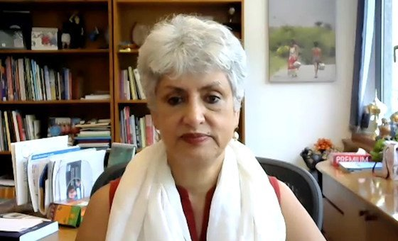 联合国儿童基金会驻印度代表哈克。