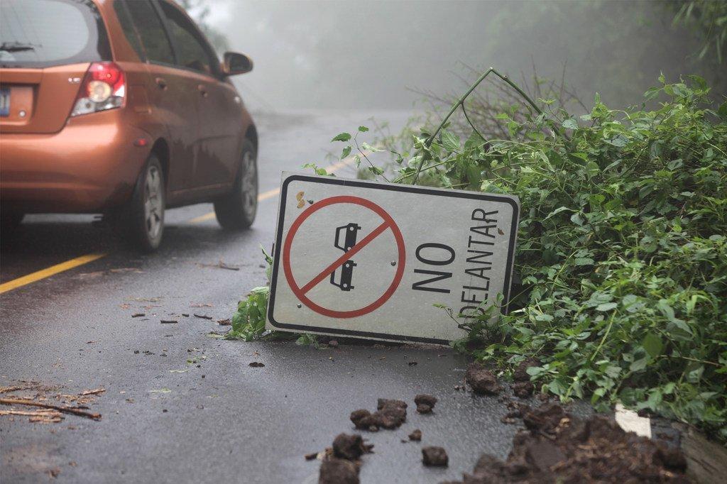 热带风暴阿曼达在中美洲国家萨尔瓦多导致至少16人死亡,12万5000人直接受灾。