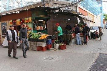 مخيم البدّاوي لللاجئين الفلسطينيين