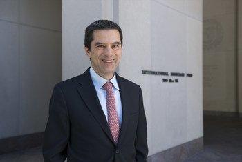 Vítor Gaspar é diretor do Departamento de Finanças Públicas do FMI.